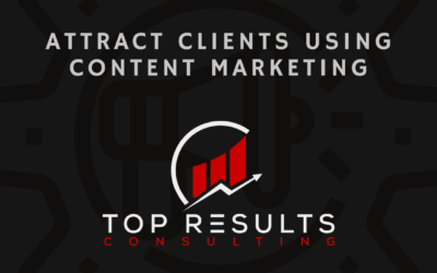 Using Content Marketing to Attract Clients