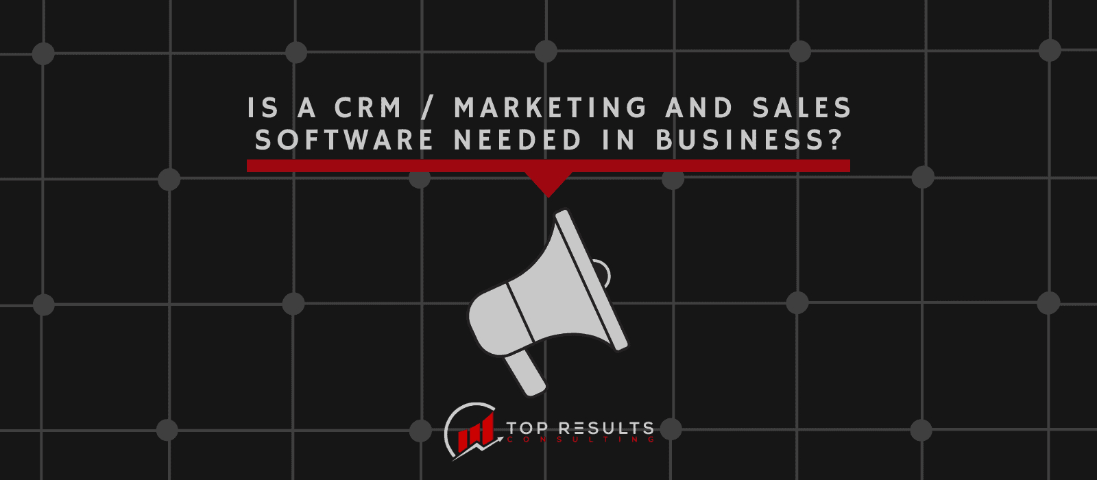 CRM / Marketing and Sales Software