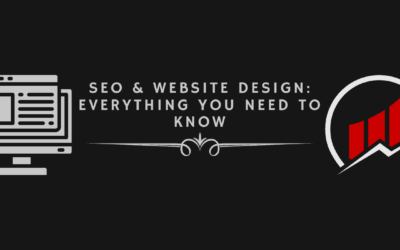 SEO & Website Design: Everything You Need to Know