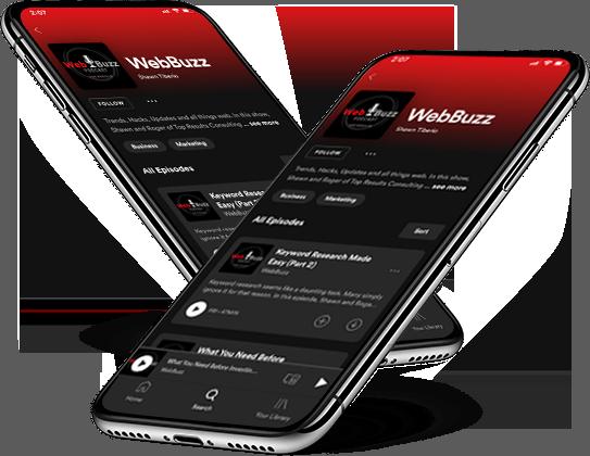 WebBuzz Podcast Listen Now