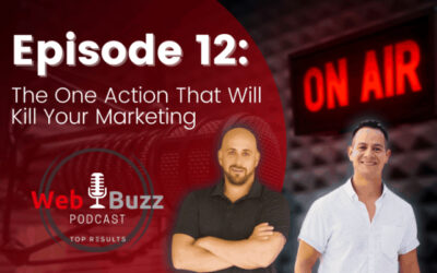 Did you know your marketing is failing because of this one simple action?