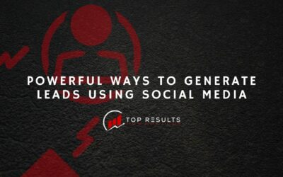 4 Powerful Ways to Generate Leads Using Social Media