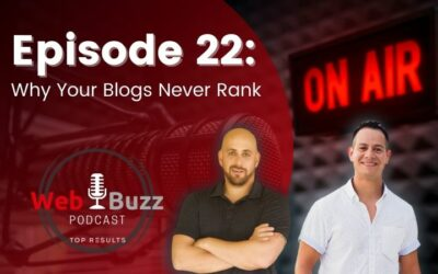 Why Your Blogs Never Rank
