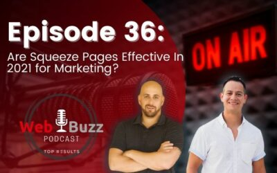 Are Squeeze Pages Effective In 2021 for Marketing?